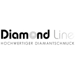 Diamond Line Schmuck Logo